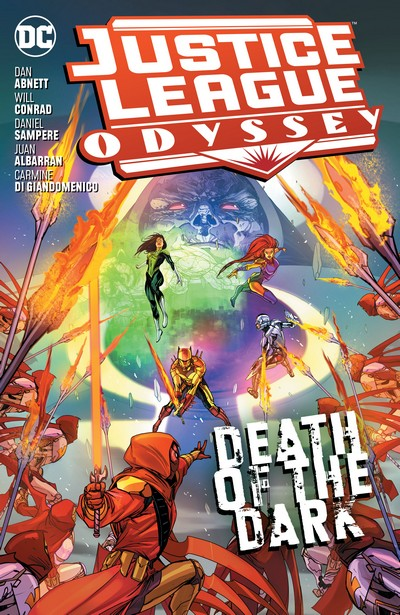 Justice League Odyssey Vol. 2 – Death of the Dark (TPB) (2019)