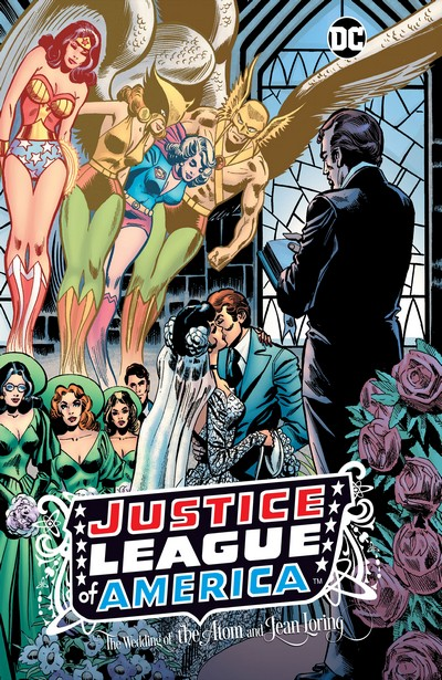 Justice League of America – The Wedding of the Atom and Jean Loring (2020)