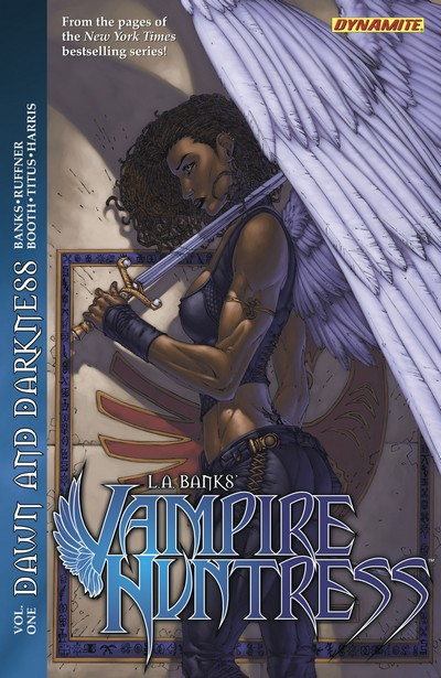L.A. Banks' Vampire Huntress Vol. 1 – Dawn and Darkness (TPB) (2011)
