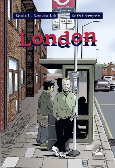 London (2020) (Europe Comics)