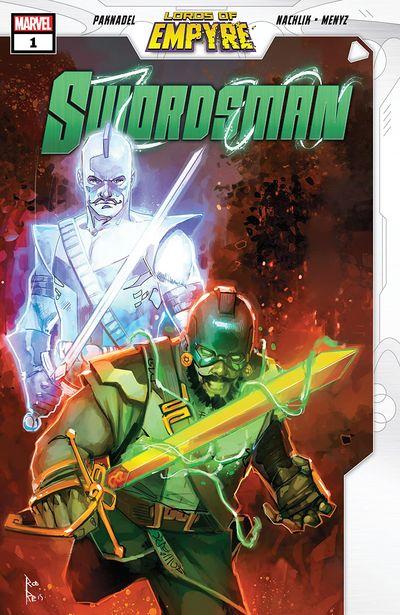Lords Of Empyre – Swordsman #1 (2020)