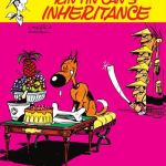 Lucky Luke #75 – Rin Tin Can's Inheritance (2020)