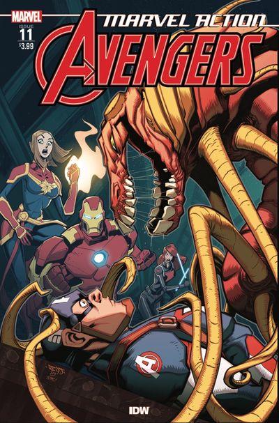 Marvel Action – Avengers #11 (2020)
