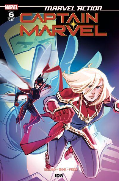 Marvel Action – Captain Marvel #6 (2020)