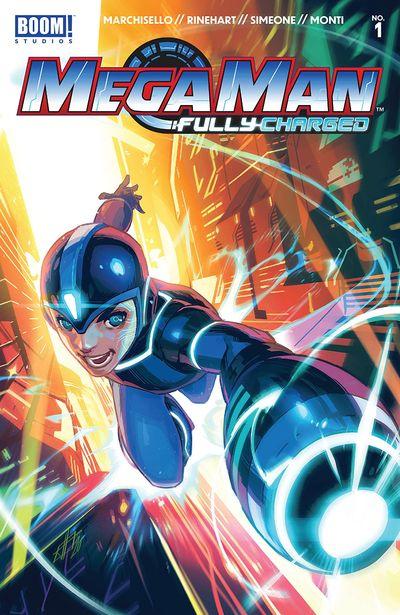 Mega Man – Fully Charged #1 (2020)