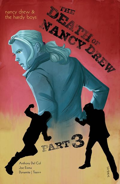 Nancy Drew And The Hardy Boys – The Death Of Nancy Drew #3 (2020)