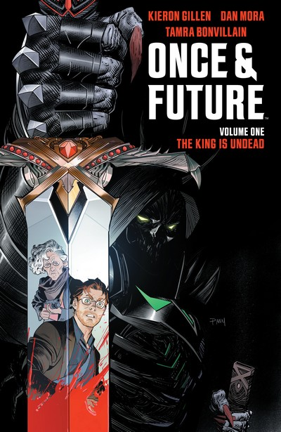 Once and Future Vol. 1 (TPB) (2020)