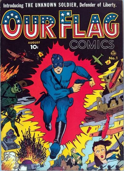 Our Flag Comics #1 – 5 (1941-1942)