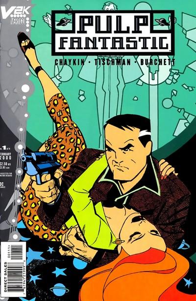 Pulp Fantastic #1 – 3 (2000)
