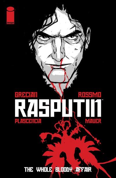 Rasputin – The Whole Bloody Affair (2020) (Fan Made TPB)