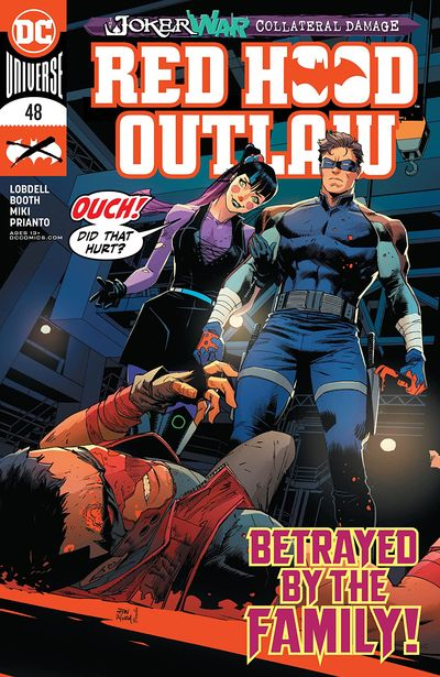 Red Hood – Outlaw #48 (2020)