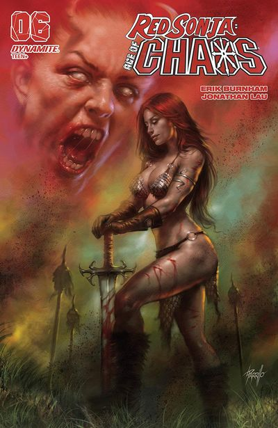 Red Sonja – Age of Chaos #6 (2020)