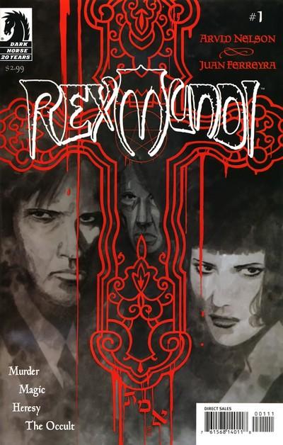 Rex Mundi Vol. 2 #1 – 19 (2006-2009)