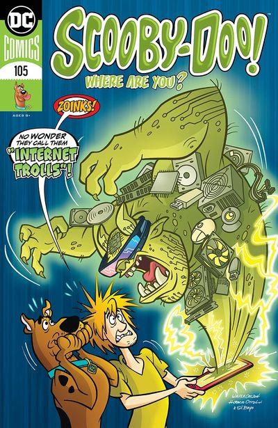 Scooby-Doo Where Are You #105 (2020)