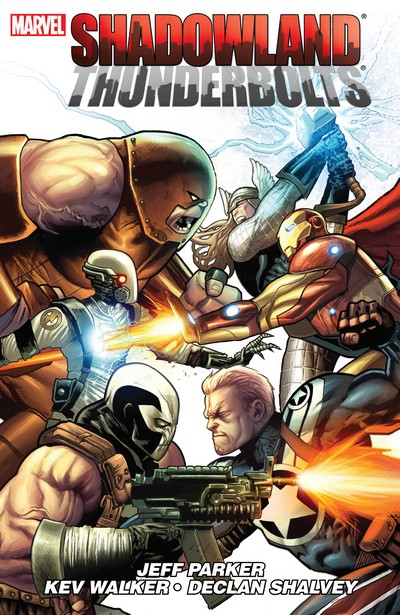 Shadowland – Thunderbolts (TPB) (2015)