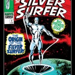 Silver Surfer Vol. 1 #1 – 18 (1968-1970)
