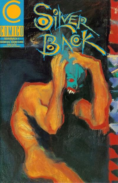 Silverback #1 – 3 (1989)