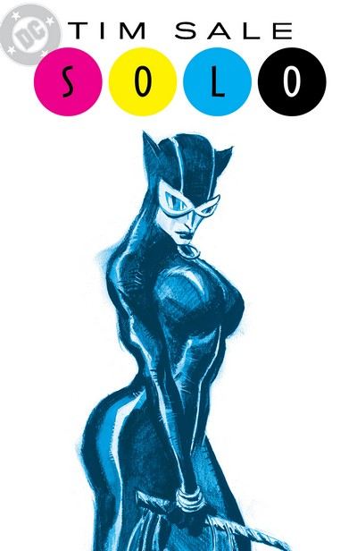 Solo #1 – 12 (2004-2006) (DC Comics)