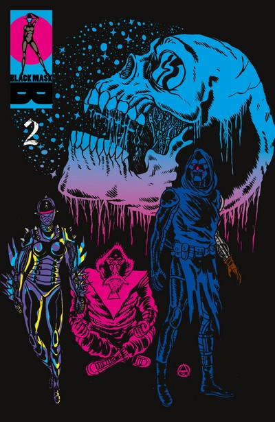 Space Riders – Vortex Of Darkness #2 (2020)
