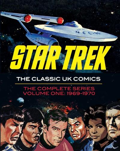 Star Trek – The Classic UK Comics Vol. 1 – 1969-1970 (2016)