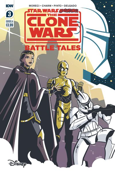 Star Wars Adventures – Clone Wars #3 (2020)