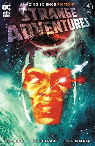Strange Adventures #4 (2020)