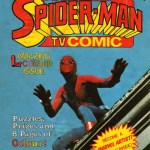 Super Spider-Man TV Comic #450 – 498 (1981-1982)