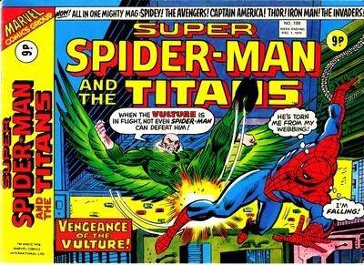 Super Spider-Man and the Titans #199 – 230 (1976-1977)