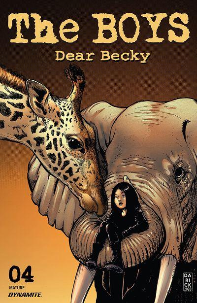 The Boys – Dear Becky #4 (2020)