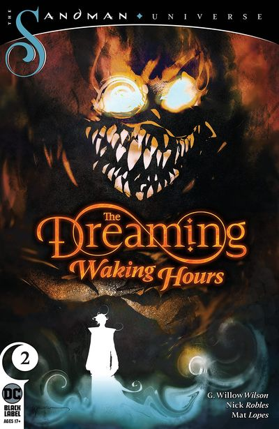 The Dreaming – Waking Hours #2 (2020)