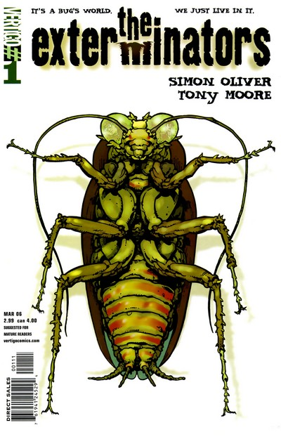 The Exterminators #1 – 30 (2006-2008)