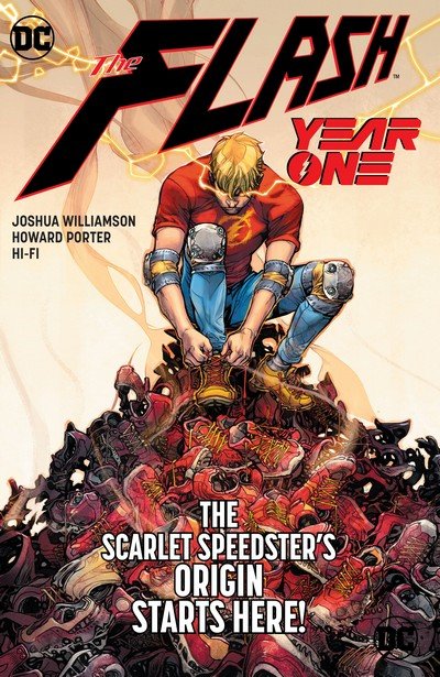 The Flash – Year One (TPB) (2019)