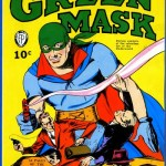 The Green Mask #1 – 17 (1940-1946)
