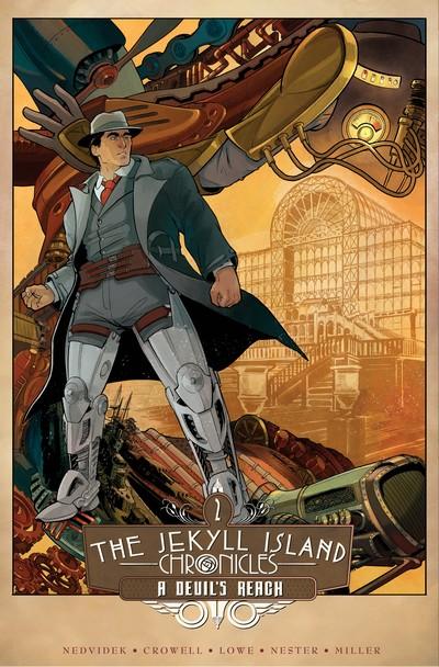 The Jekyll Island Chronicles Book 2 – A Devil's Reach (2018)