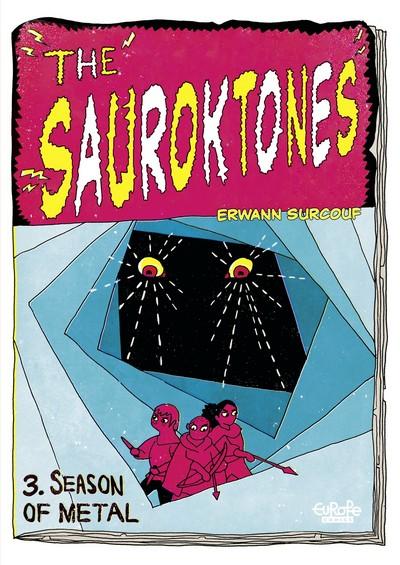 The Sauroktones #3 – Season of Metal (2020)