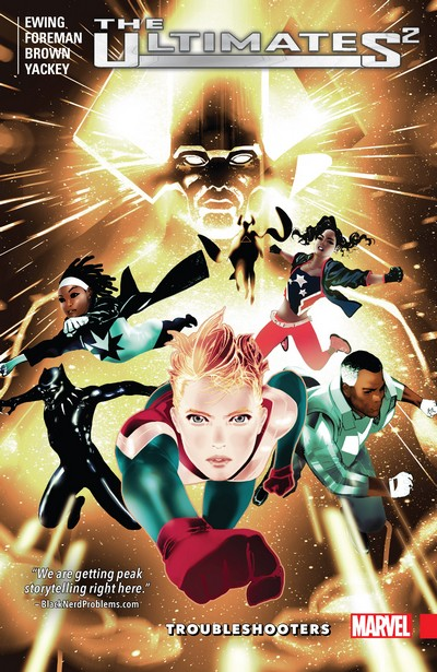 The Ultimates 2 Vol. 1 – Troubleshooters (TPB) (2017)