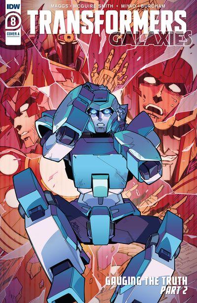 Transformers Galaxies #8 (2020)