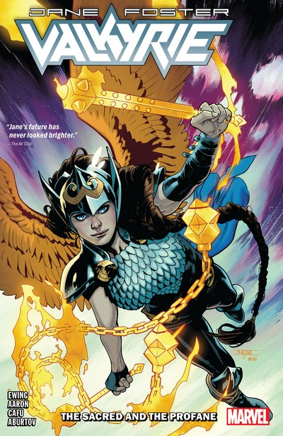 Valkyrie – Jane Foster Vol. 1 – The Sacred and the Profane (TPB) (2020)