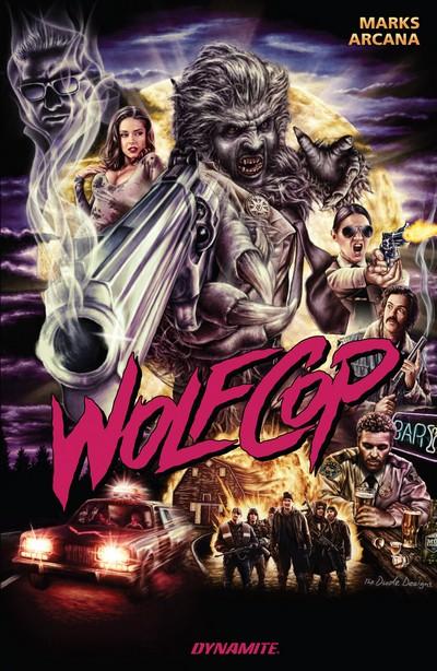 Wolfcop (TPB) (2019)