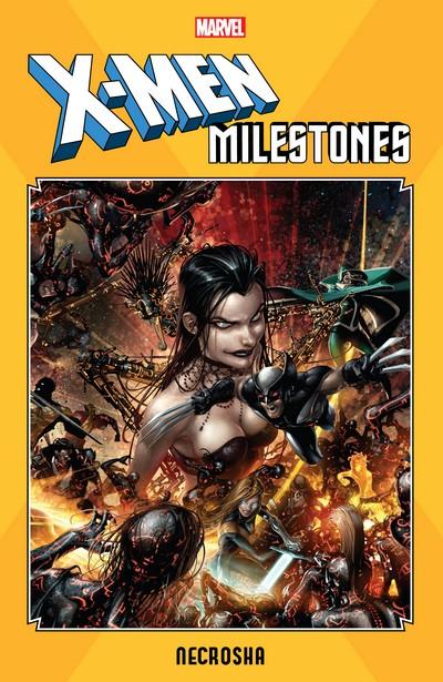 X-Men Milestones – Necrosha (2020)