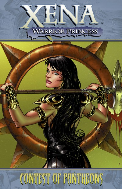 Xena Vol. 1 – Contest of Pantheons (TPB) (2007)