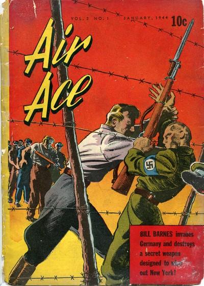 Air Ace #1 – 20 (1944-1947)
