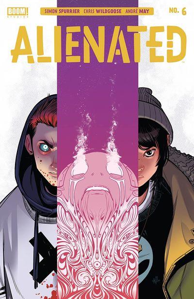 Alienated #6 (2020)