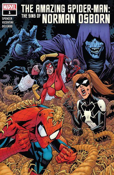 Amazing Spider-Man – The Sins Of Norman Osborn #1 (2020)