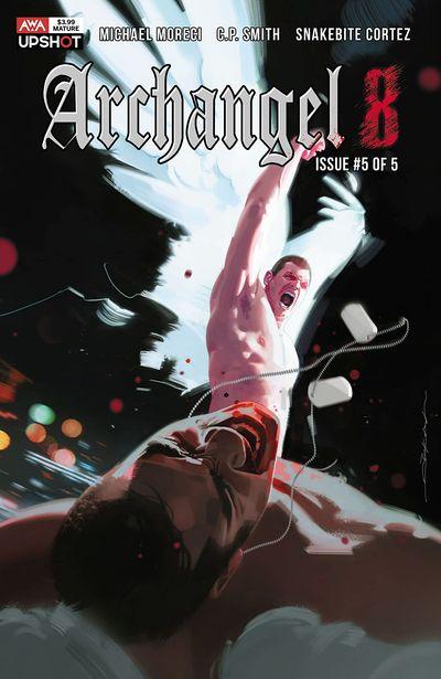 Archangel 8 #5 (2020)