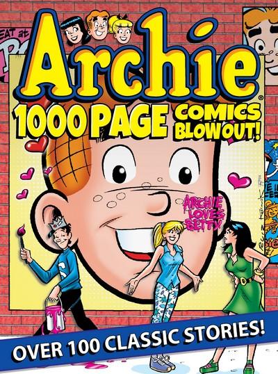 Archie 1000 Page Comics Blowout! (2015)