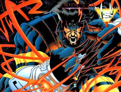 Ash #0 – 6 (1994-1997)