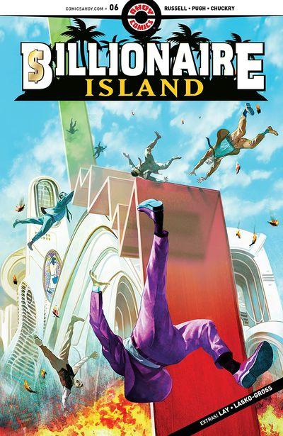 Billionaire Island #6 (2020)