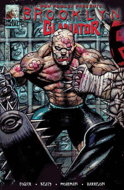 Brooklyn Gladiator #2 (2020)