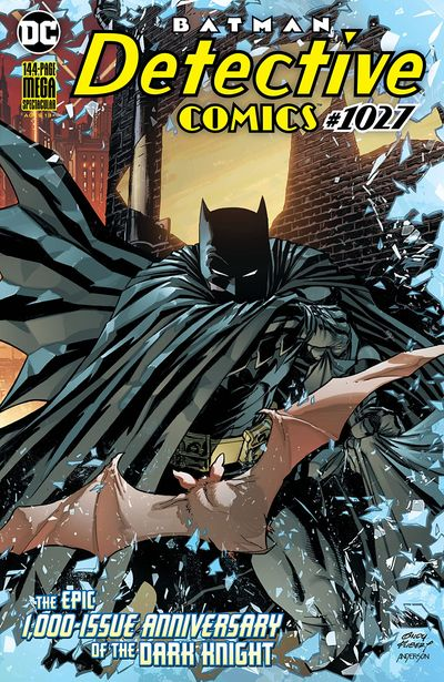 Detective Comics #1027 (2020)